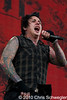 Papa Roach @ Rock On The Range, Columbus, OH - 05-22-10