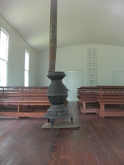 Shiloh Baptist Church Pot-bellied Stove