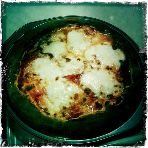 131/365: Homemade pizza