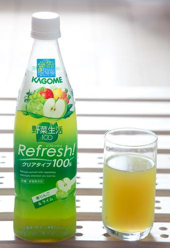 Refresh 100%