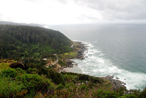 The view from St Perpetua Trail