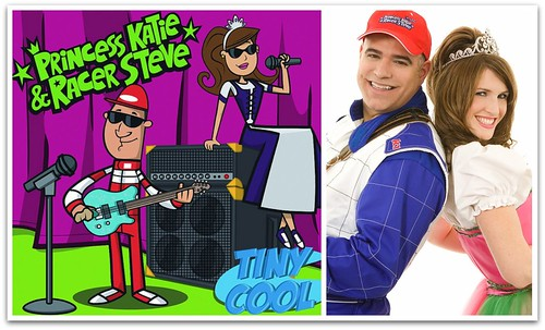 Tiny Cool - Princess Katie & Racer Steve