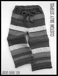 Custom Silly Stripes™ By Jade Gaia