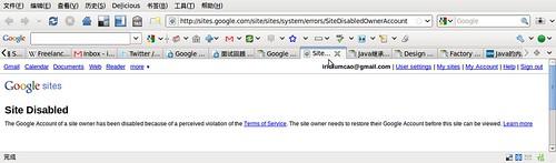 Screenshot-Site Disabled - Mozilla Firefox