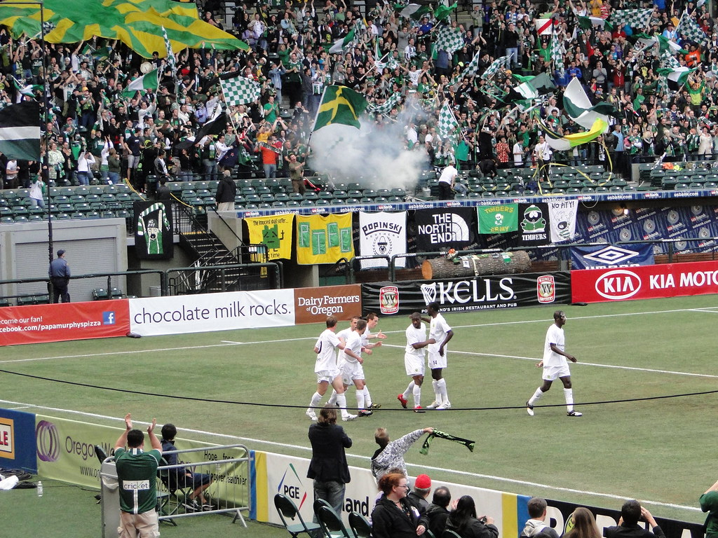 Boca Juniors and Celtic coming to Seattle... 4651633861_7004329f0c_b