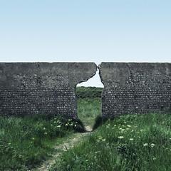 Tide Mills (Ben_Patio) Tags: public wall square tide newhaven mills flint eastsussex benpatio