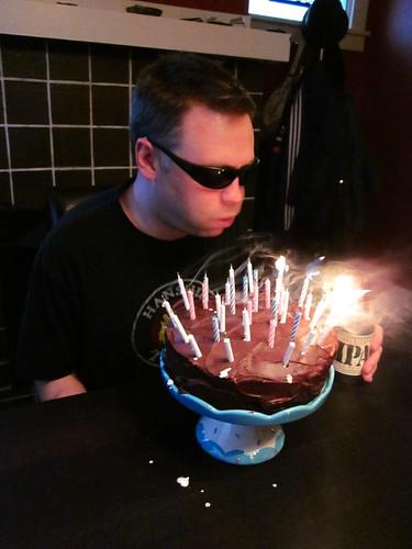 Greg's Birthday 10
