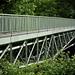 Restored Bridge At Taffs Well