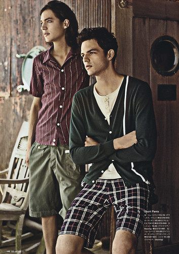 GQ Japan86_2010_07_505_Jaco&Tom