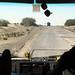 Taklamakan - bumpy roads