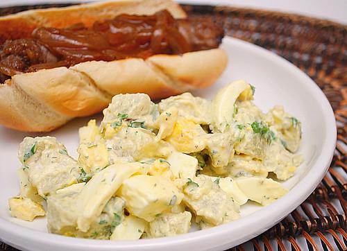 Instant Pot: Potato Salad