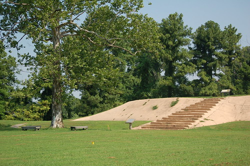 Climb the Mounds at Chucalissa « I Love Memphis
