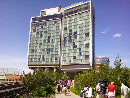 highline park, nyc