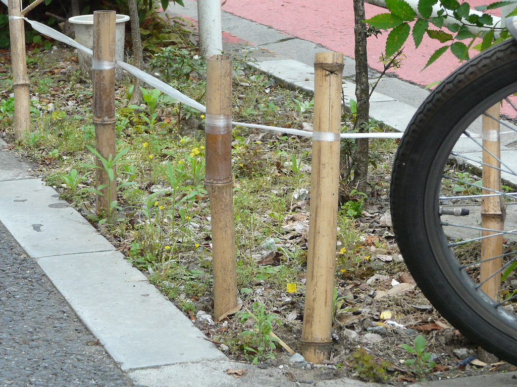 Urban Garden Boundary
