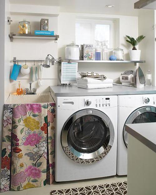 smart-decorated-laundry-room