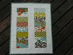 Woodland Mini Quilt (2mayboys) Tags: quilt mini
