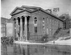 Family Court Building, Schermerhorn Street, Brooklyn, 1931. (La Guardia and Wagner Archives) Tags: brooklyn court laguardia fiorellolaguardia fiorello thelittleflower mayorlaguardia