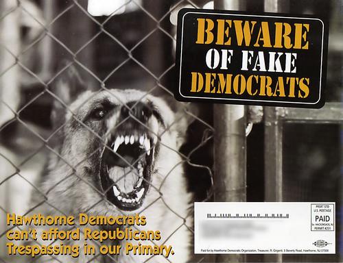 Fake Democrats