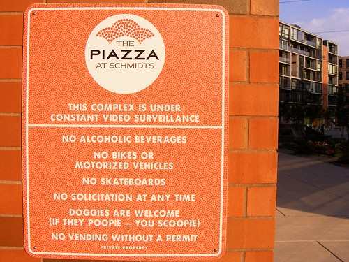 Remembering Piazza at Schmidt's Is Private Property