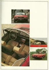 PEUGEOT 504 Pinin Farina Cabriolet 1980
