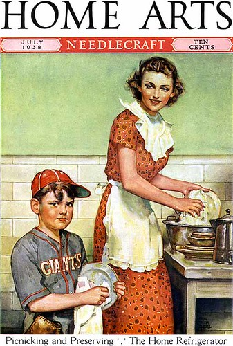 Coleman, Home Arts, July 1938
