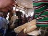 23 people stuffed in a minibus