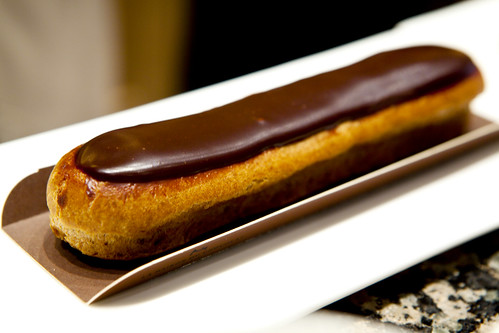 Signature Chocolate Eclair