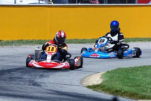 Kart Racing at MRP