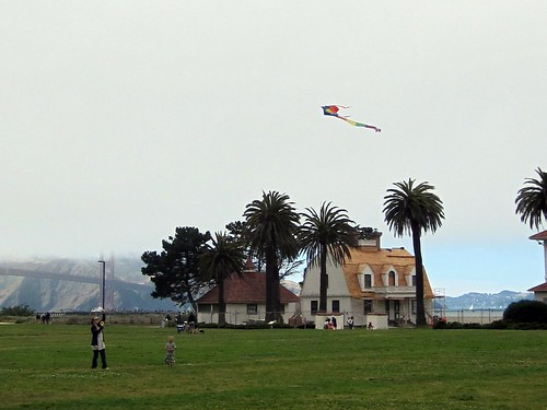 Kite Flying/Bridge Walking