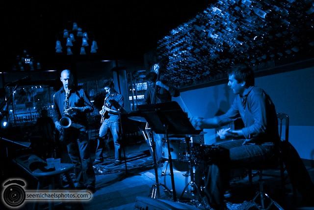 Ian Tordella Group at Dizzy's 52910 © Michael Klayman-001