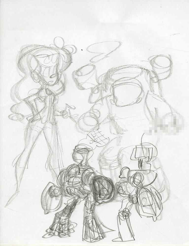 S.A.M. doodle 7