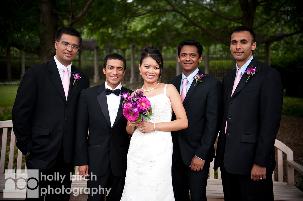 Khamsay + Amit | Champaign wedding