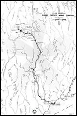 Quebec Cartier Mining Company   |  QCM  |  U.S. Steel   |  Quebec   |  General overview of operations | Plan général des opérations   | Comté Saguenay  |  Drawing # 1589  |  Dessin # 1589 |  DEC 1958 (J.P. Gosselin) Tags: railroad canada de us mine quebec steel cartier lac mining mount ussteel saguenay chemin fer voie ferrée petit minig général comté paln qcm manicouagan mountwright dec1958 quebeccartiermining quebeccartierminingcompanyqcmquebecgeneralviewofoperationsplangénéraldesopérationsdrawingdessin1589 comtésaguenay