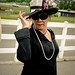 Shirley Chan, BOB CEO.  Great hat!