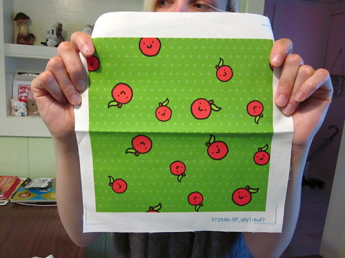 Spoonflower Fabric 1