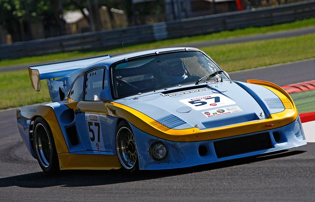 Classic Endurance Racing - #57 Basso Paolo Maurizio / Plati Roberto