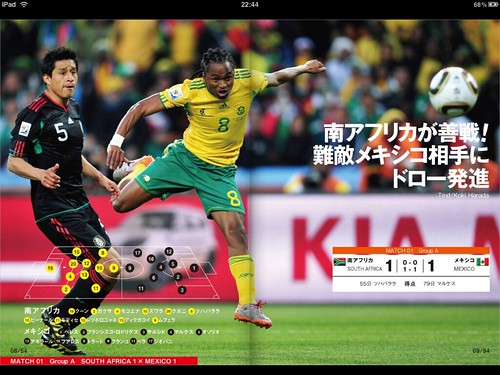 2010 FIFA World Cup South Africa Free Magazine