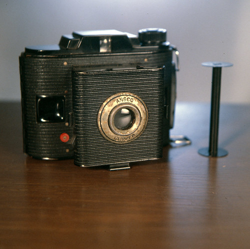 Ansco Clipper 616 Camera