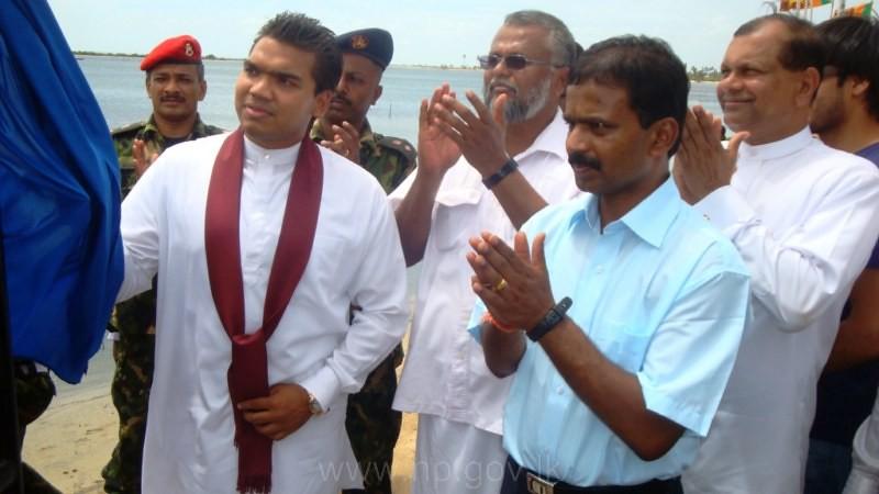 Image result for chandrakumar with douglas devananda