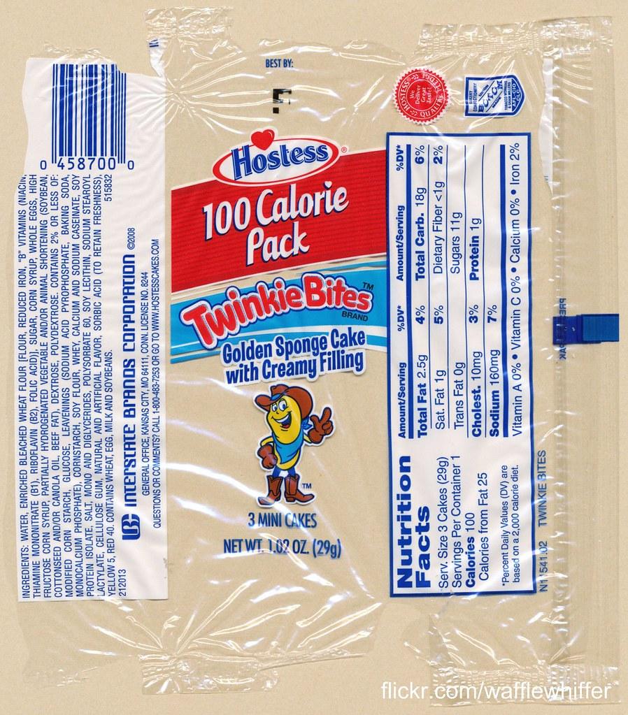 Twinkie Bites - 2008