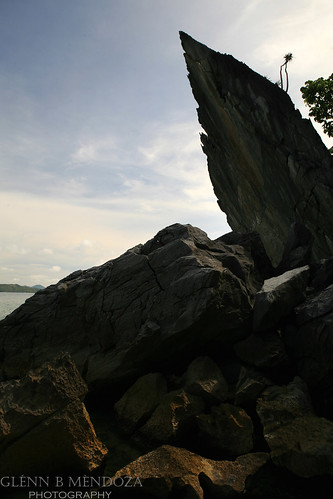 Pinagbuyutan Island Rocks