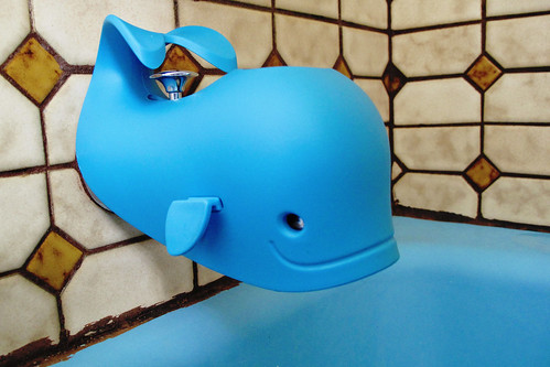 Whale Bathtub Spout