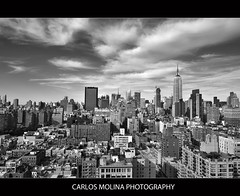 New York City (carlosmolinaphoto) Tags: newyorkcity bw empirestatebuilding 2470mmf28 nikond3 carlosmolina niksilverefexpro carlosmolinaphoto