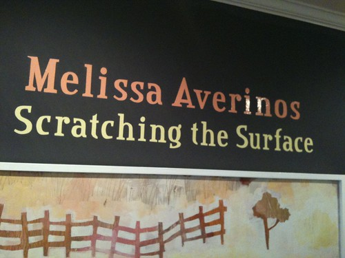 Melissa Averinos - Scratching the Surface