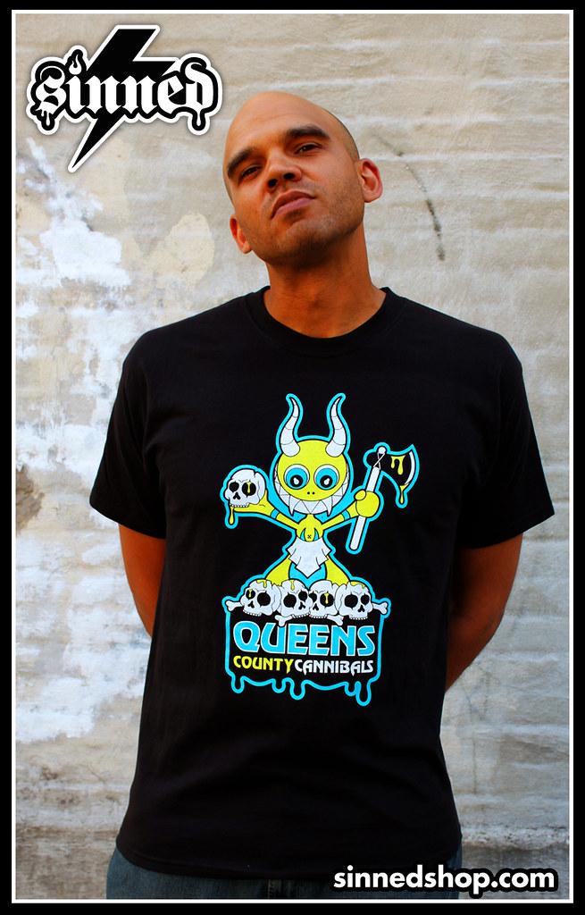 Queens County Cannibals T-Shirt
