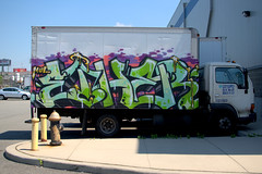Ether MUL (break.things) Tags: nyc newyorkcity ny newyork truck queens ether mul