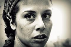 attrice (Towa-to) Tags: girl donna occhi sguardo ritratto bocca ragazza attrice labbra femmina femminile treccia otricoli