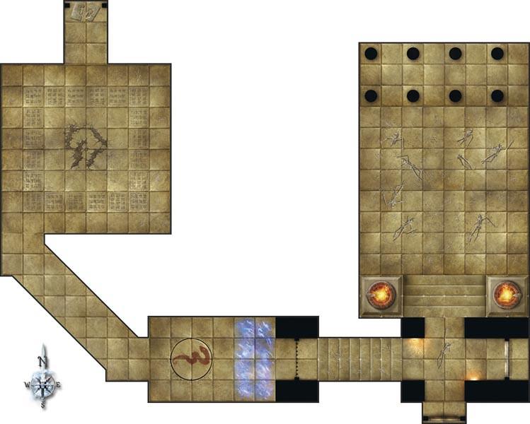 Dungeon Delve: Delve Five: Tomb of the Tiefling Empress