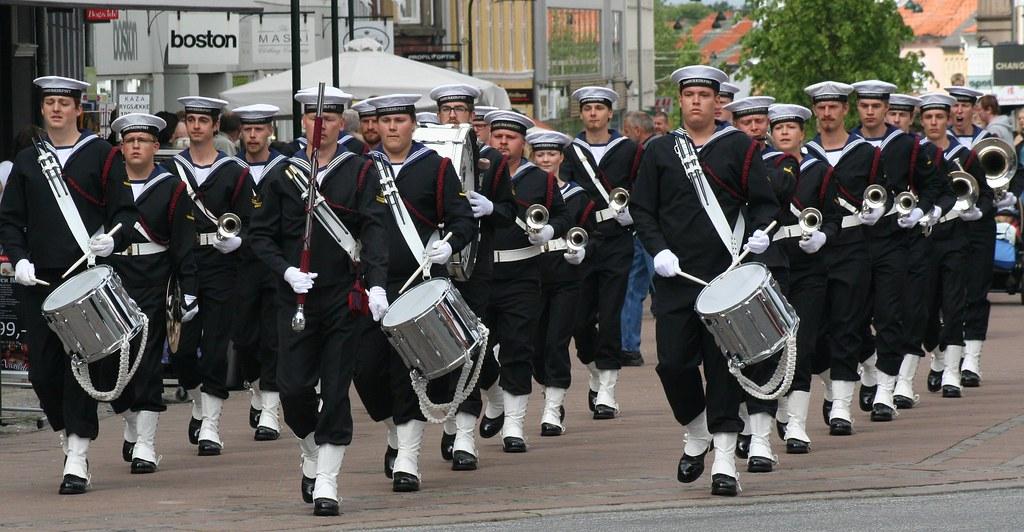 Søværnets Tamburkorps
