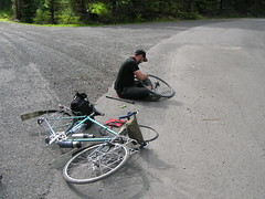Ed fixes the *fifth* flat caused by NFD 5820